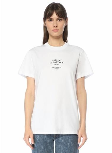 Stella McCartney Tişört Beyaz